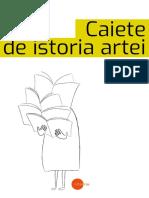 Caiete Istoria Artei Vol1