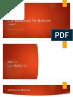 Conditional Sentence_part 2