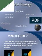 Group 05 (Tidal Energy)