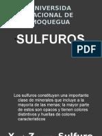 Formacion y Genesis de Sulfuros Unam 2003