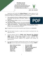 Advt 03 2018 RMP Fresh Requisition 5-3-2018 New
