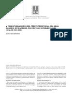 Galimberti TRANSFORMACIONES DEL FRENTE TERRITORIAL DEL GRAN ROSARIO