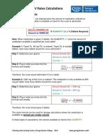 Drug Dosage and IV Rates Calculations.pdf