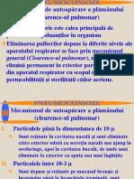 2_cursLR_Clearenceul Pulmonar. Pneumoconiozele (1)