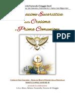 Libretto Cresime e Prime Comunioni 2018