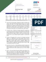 Dayang Enterprise Holdings Berhad