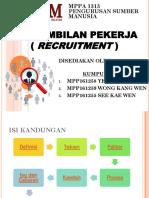 Kumpulan 1 - Pengambilan Kerja (Handouts)