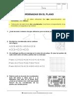 Coordenadas en El Plano59