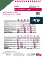 Vierzon_bourges - Montluçon Du 14-05-2018
