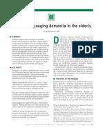 El Arte de Manejar La Demencia