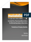 Music a to Lica Sacerdote s