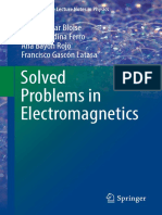 Solved Problems in Electromagnetics [2017]