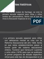 Fundamentos Dela Educación-diferencial