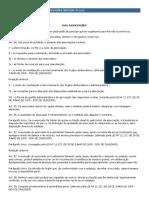 Codigo Civil Capitulo II Associacoes Artigos 53 a 61