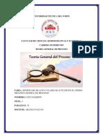 SIGNIFICADO DE AUTO Y AUTOS CONTEMPLADOS EN EL COGEP