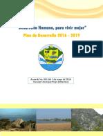 Plan de Desarrollo Pioj Vf 30 Abr 16
