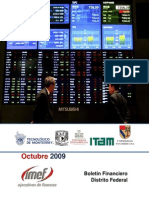Distrito Federal - Octubre 2009