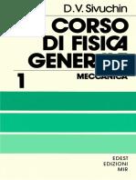 (Corso Di Fisica Generale I) Dmitrij v. Sivuchin-Meccanica-Estere (Edest) _ MIR - Nauka (1985)