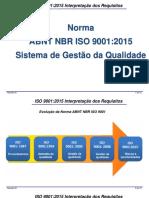 ISO 9001 2015 Interpretação Dos Requisitos Novo