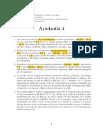Ayudantía 4 - IIQ1004