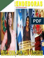 Mujeres Emprendedoras Revista Mariela