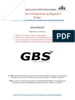 Sistema Contable Barrancabermeja GBS