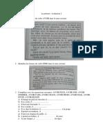 Le Présent Evaluare 5II