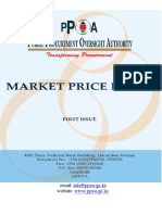 Market Price Index