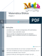 Matematica Biblica Q&A