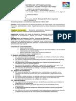 Convocatoria L20180511 Profesional Abastecimiento Regional Amazonia