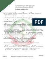 Matematica 2015 enunciado