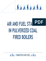 Air and Fuel Staging