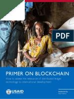 USAID Blockchain Primer