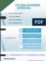 Trabajo Final de Minería Superficial 2015-2 - Copia