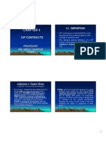 CIF Contracts