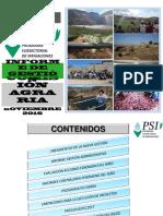 Informe de Gestión PSI