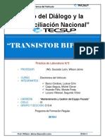 """Electronica Informe N° 03 """" Transistores Bipolares"""""""