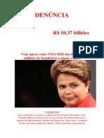 A Bomba de Dilma