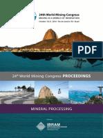 Anais congresso mundial de Mineração 2016