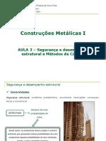 Aula 3-Construcoes Metalicas I