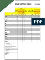 Taxa de Frequencia - Estatística