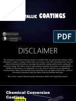 Non Metallic Coatings