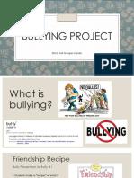 bullying project educ 240