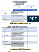 Planificación Nivel Medio II Unidad Ciclo Escolar 2018