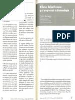 El Fururo Del Ser Humano y El Progreso de La Biotecnologia - BEORLEGUI - EDITABLE