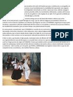 El Tondero es uno de los bailes más representativos del sentir del hombre peruano.docx
