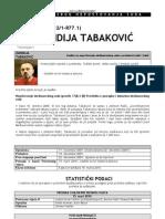 Jelena Rašić potplatila Zuhdiju Tabakovića da Lažno Svjedoči