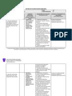 Formato Planificación y Programación IV 2017