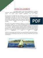 HISTORIA DE CHIMBOTE.doc