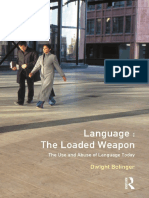 Language the Loaded Weapon Preview